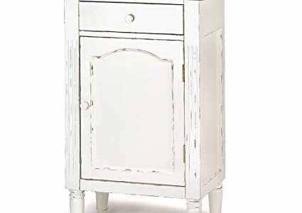 Smart Living Graceful Antiqued Cabinet Review