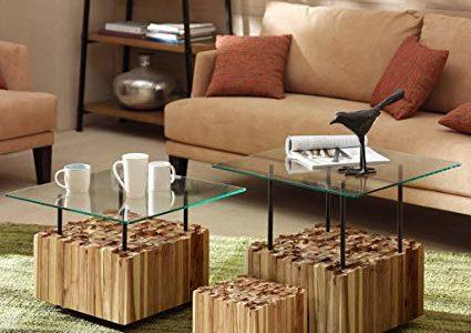 Bundle End Table Benson/Natural Review